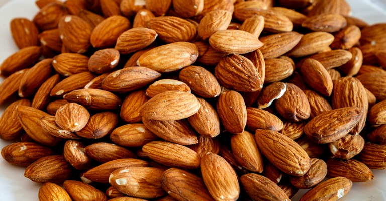 Almonds image
