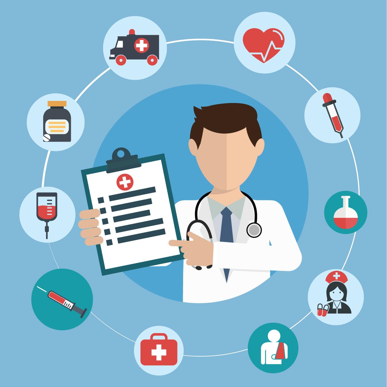 Medical CRM System