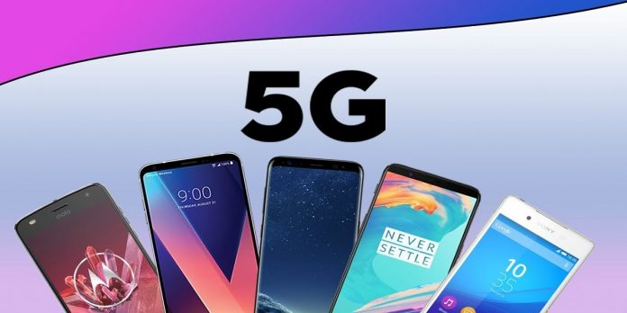 5G Android Mobile Phones