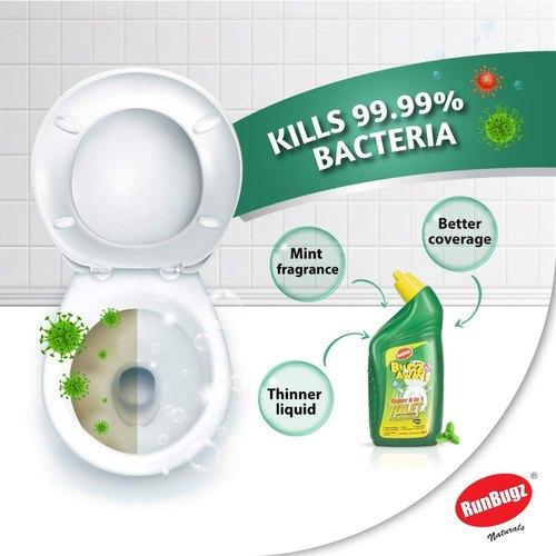 runbugz toilet cleaner liquid