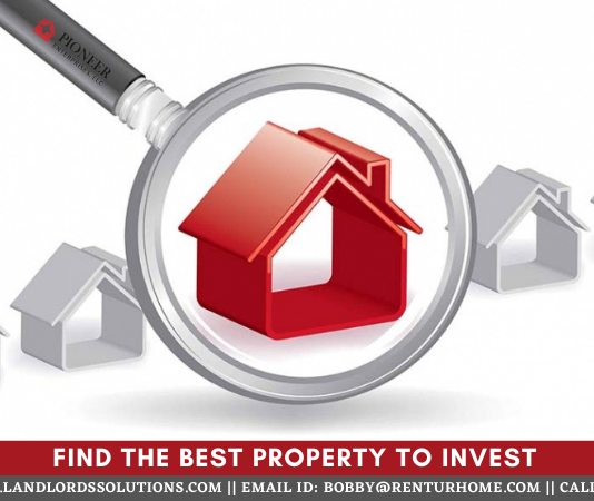 Find the Best Property to Invest