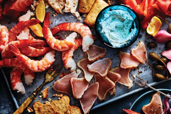 seafood charcuterie