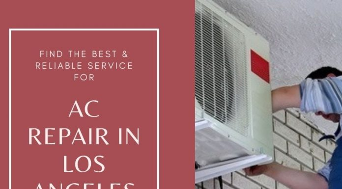 Find the Best & Reliable Service for AC Repair in Los Angeles