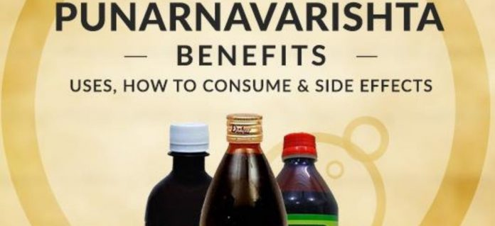 HOW IS PUNARNAVARISHTA USEFUL IN KIDNEY AND URINARY TRACT PROBLEMS?