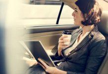 business-woman-executive-car