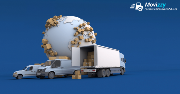 International packers and movers Bangalore - Movizzy