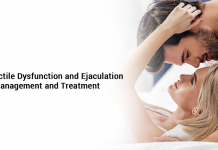 Why Erectile Dysfunction and Ejaculation Management and Treatment