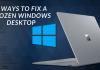 8 Ways to Fix a Frozen Windows Desktop