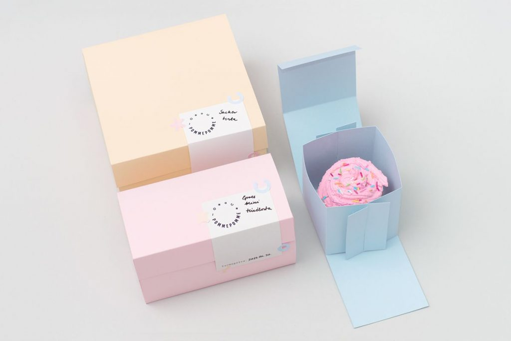 Cake Boxes my
