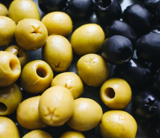Castelvetrano green olives