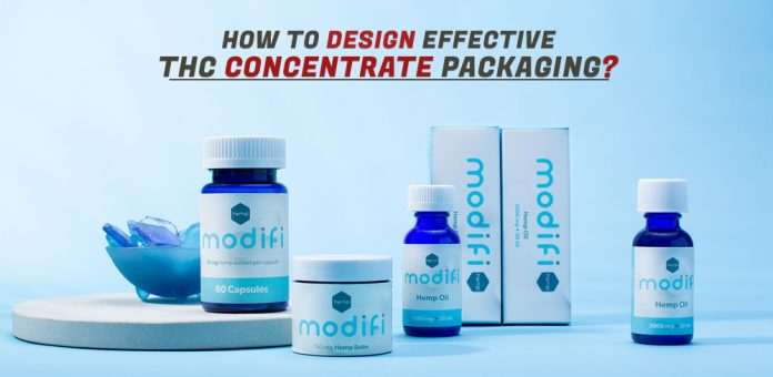 Concentrate Packaging