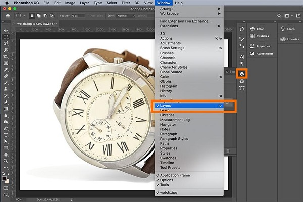 How-to-make-the-background-transparent-in-photoshop3