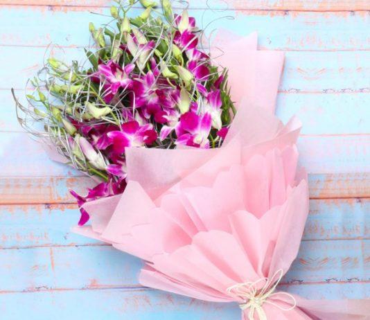 flower bouquet for valentine day