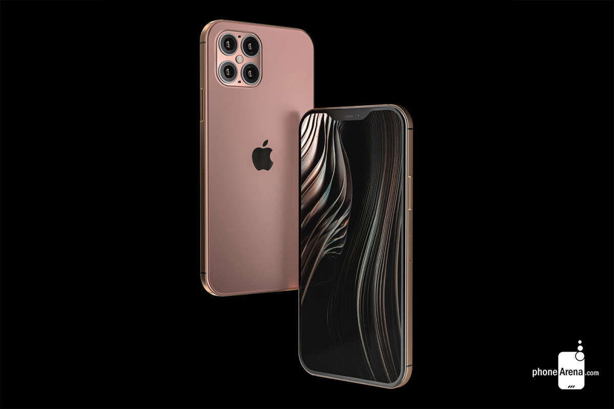 iPhone-5G Smartphones