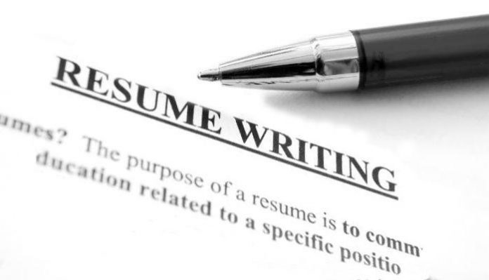 What is the importance of writing a resume