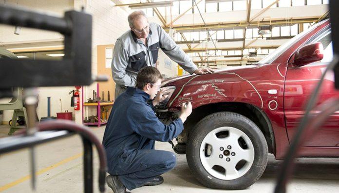 smash repairs sydney