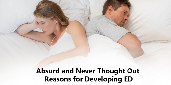 Absurd and Never Thought Out Reasons for Developing ED
