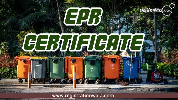 EPR registration