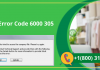QuickBooks Error 6000 305