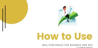 How to Use Mail.com Emails for Business and SEO Campaigns?