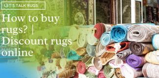 How to buy rugs Discount rugs online