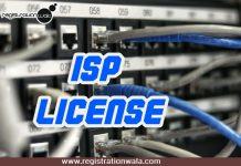 isp license