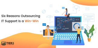 6 Reasons To Outsource IT Support Services