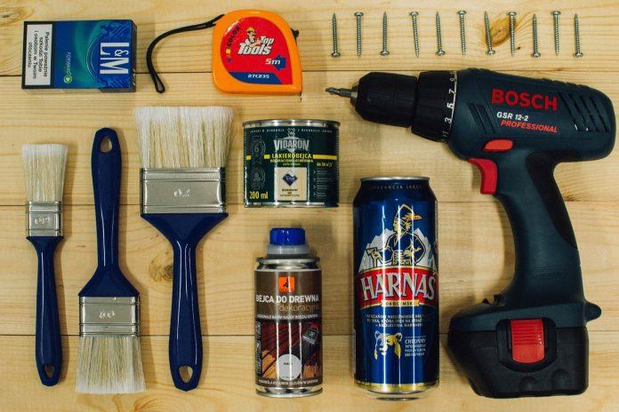 Choosing Painting Tools