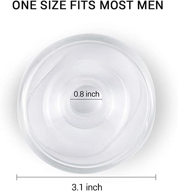 Why Is Selecting The Right Ring Size Important In A Vacuum Pump For Men?