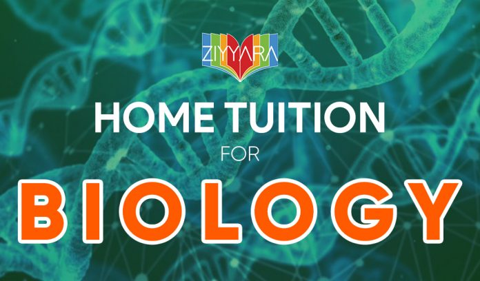 Online Home Tuition For Biology