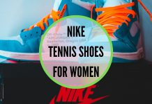 nike tennis shoe for women