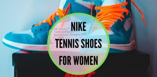 nike tennis shoe for women