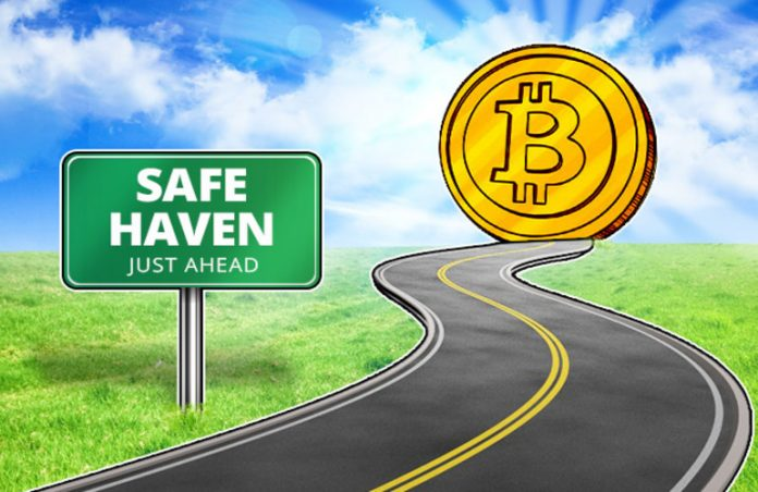 bitcoin is a safe haven asset