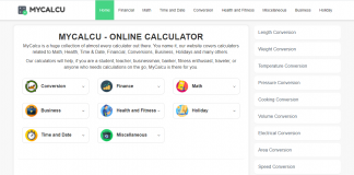 top 5 calculators