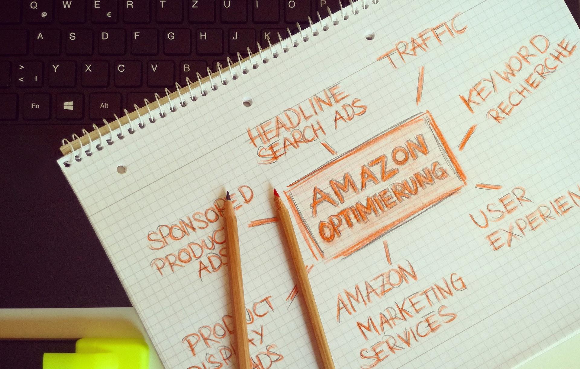 Amazon product listing - AmazinEcommerce.com