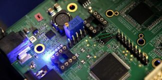 electronic parts supply