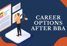career after bba course