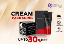 cream Packaging