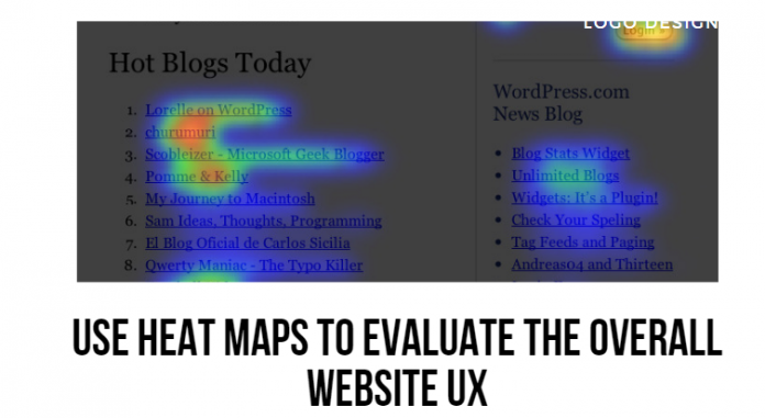 Use Heat Maps to Evaluate the Overall Website UX