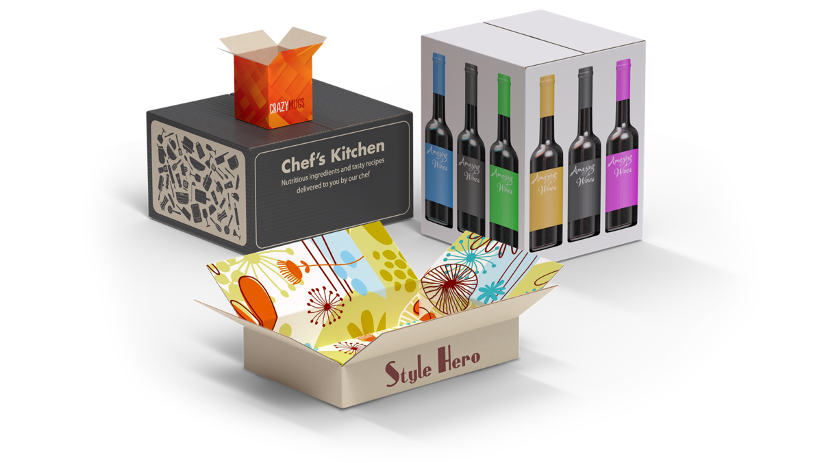 custom display boxes wholesale