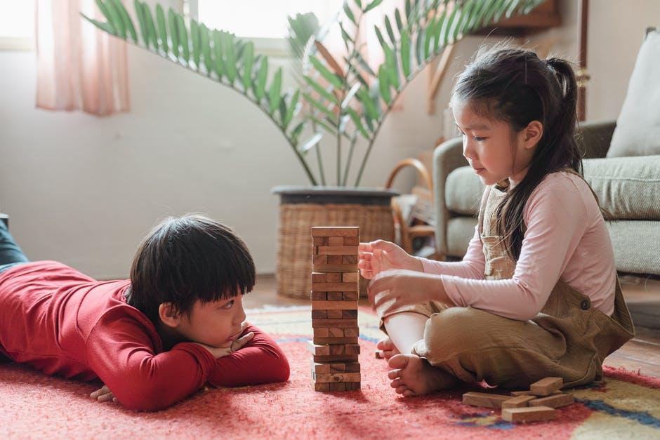 blocks playroom
