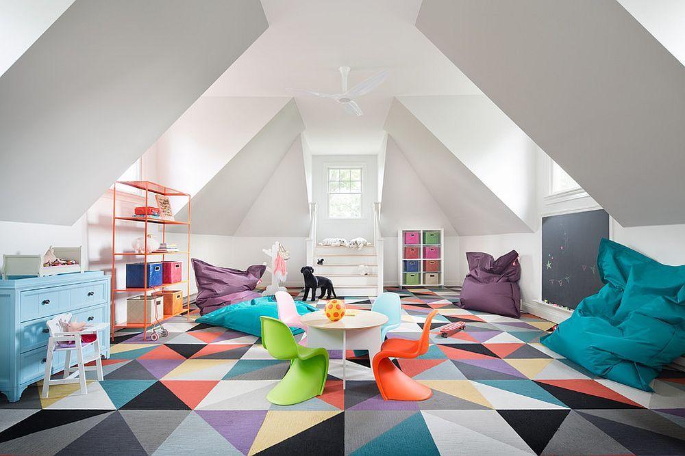 floors in playrooms