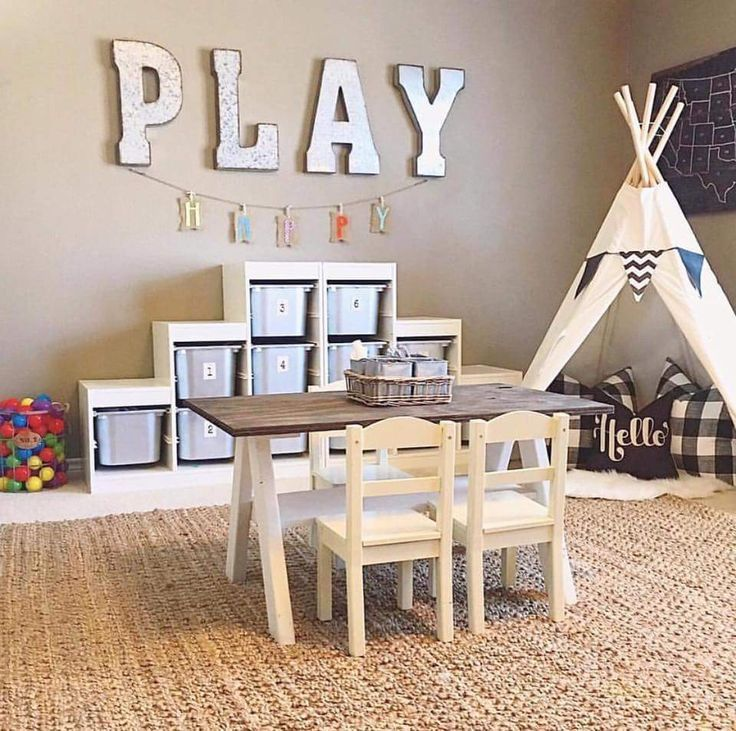table playrooms