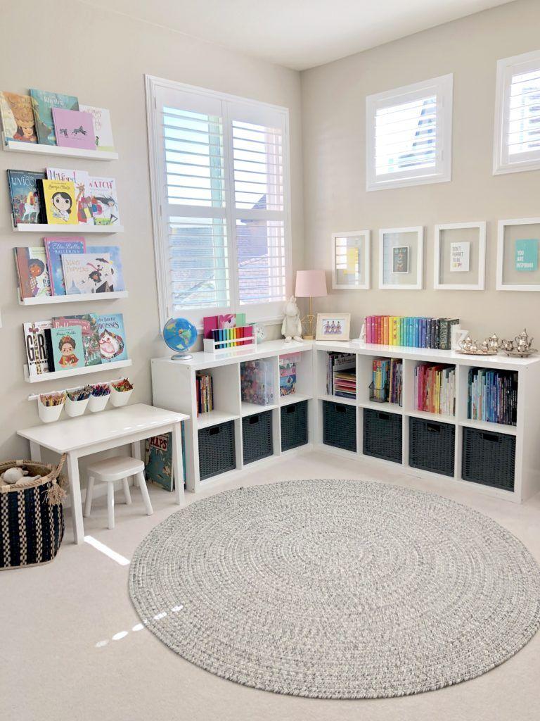 white playrooms