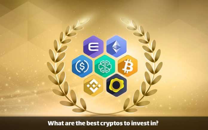 The best cryptocurrencies to invest in