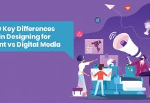 10 Key Differences in Designing for Print Vs Digital Media