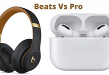 Beats Studio3 vs AirPods Pro