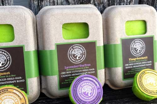 Eco-Friendly Custom Soap Boxes