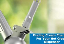 Finding Cream Chargers For Your Hot Cream Dispenser