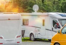 charge Battery on a motorhome